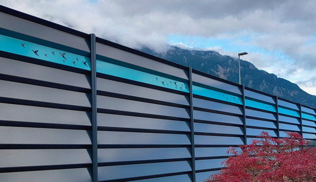 clôture en vente direct